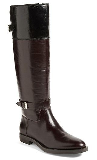 $130 Enzo Angiolini 'Eero' Leather Boot (Women) @ Nord Strom - Hot Deals