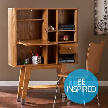 Fold Away Home Office Desk Furniture Pinterest Desks And