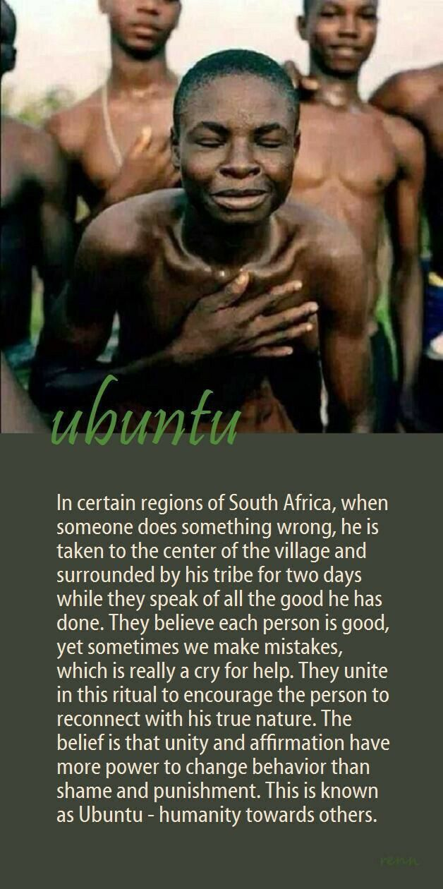 ubuntu and african philosophy The dimensions of 'hunhu/ubuntu'(humanism in the african traditional african philosophy thrives on the vision of a perfect and virtuous individual.