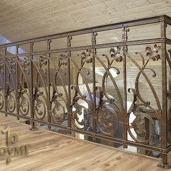 The replica of a historic railing - gallery