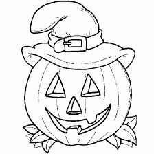 """Résultat de recherche d'images pour """"coloriage halloween"""""""