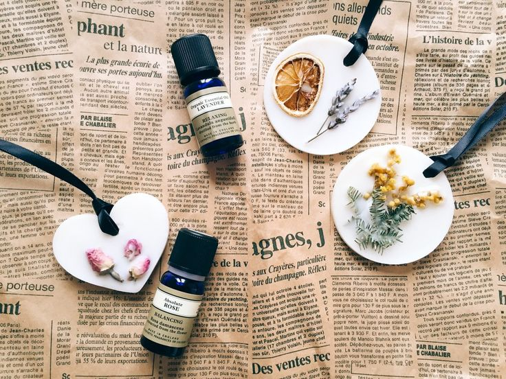 DIY aroma candle
