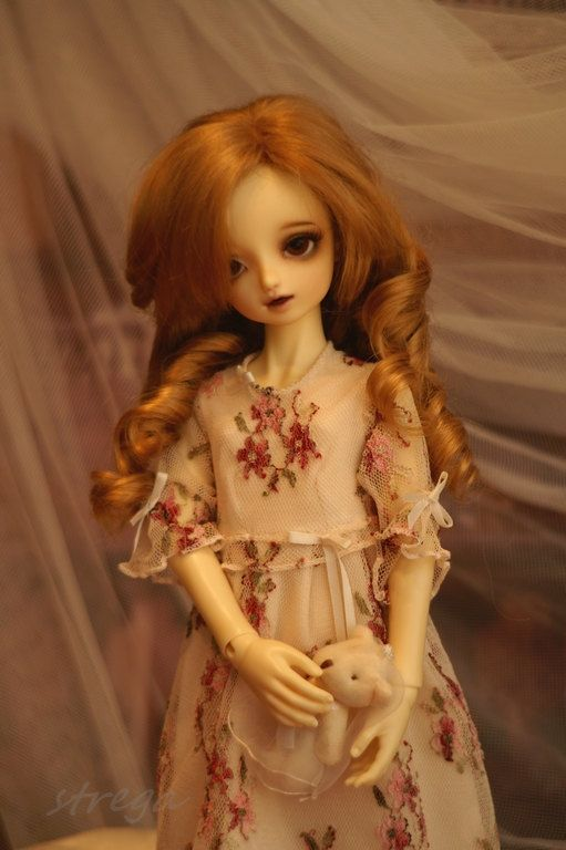 Flower dress for MSD