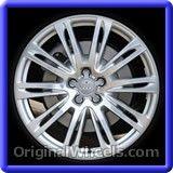Audi A8 2014 Wheels & Rims Hollander #58871 #Audi #A8 #AudiA8 #2014 #Wheels #Rims #Stock #Factory #Original #OEM #OE #Steel #Alloy #Used