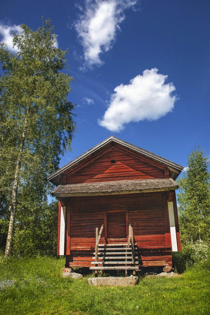 Kreivinmäki - Count hill Open-Air Museum in Halikko, Salo.