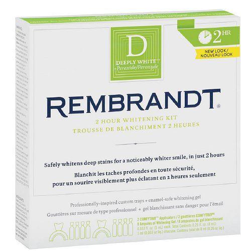 Ahora puede la marca de blanqueamiento dental solo en dos horas.  http://www.mitiendasalud.es/rembrandt-blanqueamiento-dental-2-horas