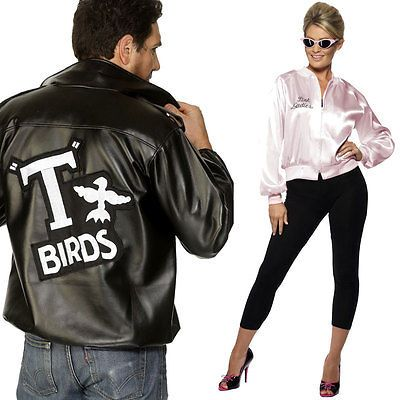 Grease Couple Costume