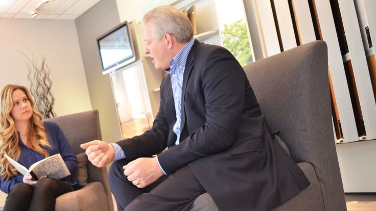 David Lauzon laid the groundwork for what has become one of North America's leading manufacturers of premium hardwood flooring with Lauzon Flooring. #30years #hardwoodfloor #interiordesign #puregenius #artfromnature