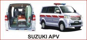 Spesifikasi Ambulance Suzuki APV | Karoseri Ambulance