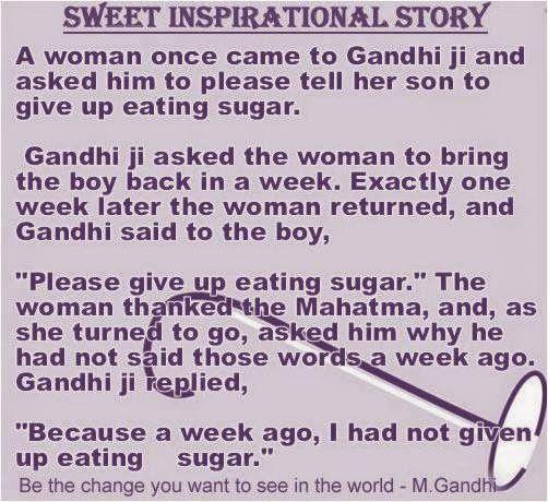 Inspiring Quotes from Mahatma Gandhi ~ Life Coach ~ Kanika