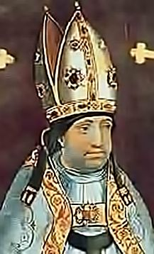 Rodrigo Jiménez (or Ximénez) de Rada (c. 1170 in  Navarre, Spain – 10 June 1247 on the Rhone, near Lyons, France), also known as Archbishop Don Roderic of Toledo, was a Navarrese-born Castilian Roman Catholic bishop and historian.He played a key role in the war against the Almohads and at the battle of Las Navas de Tolosa (1212). The layout of the cathedral as now seen was set in the 13th century, while Rodrigo Ximénez de Rada was archbishop of Toledo and during the reign of a Ferdinand III