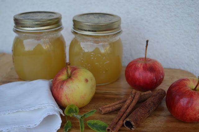 Viikonloppukokki: Salvialla maustettu omenahillo