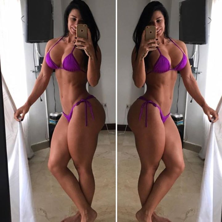 Ana Cozar Fitness Model Leg Workouts For Women Squat Digital Playground 1