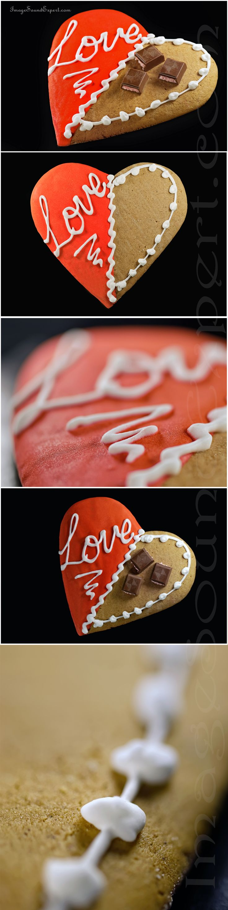 valentines day gingerbread 2016