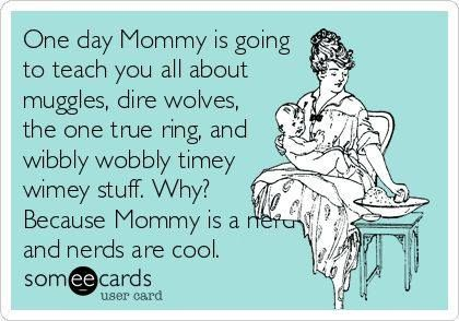 Geek Mommies
