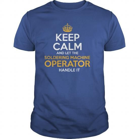 Awesome Tee For Soldering Machine Operator T Shirts, Hoodies, Sweatshirts. GET ONE ==> https://www.sunfrog.com/LifeStyle/Awesome-Tee-For-Soldering-Machine-Operator-130264925-Royal-Blue-Guys.html?41382