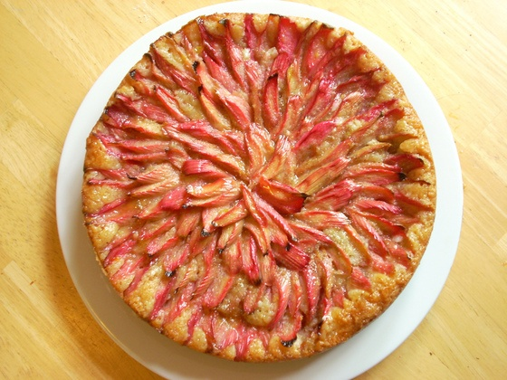 ... pie with orange liqueur glaze rhubarb tart with orange glaze recipe