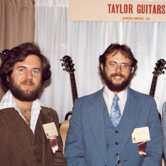 Happy 40th anniversary to Taylor Guitars. Check out some of our beautiful Taylors:  http://www.kenstanton.com/Guitars-Amps-Pedals-and-Accessories-s/1817.htm