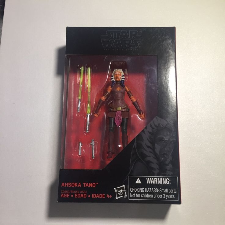 "Star Wars The Black Series Ahsoka Tano 3.75"" Figure Brand New In Box. In Hand and ready to ship!Shipping and $4.99 anywhere in the 48 states (excludin... #figure #brand #hand #tano #ahsoka #wars #black #series #star"