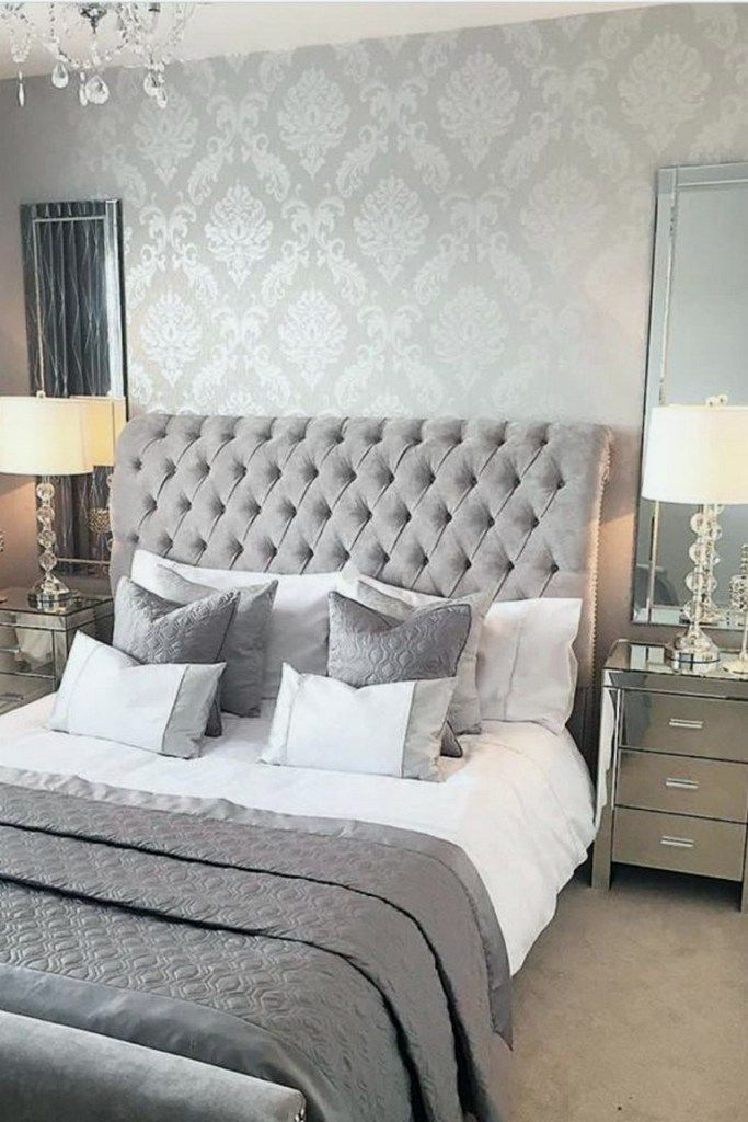34 Exquisitely Admirable Modern French Bedroom Ideas To Steal 9 Living Room Decor Gray White Master Bedroom Bedroom Design