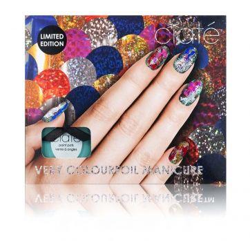 Very Colourfoil Manicure Kaleidoscopic Klash