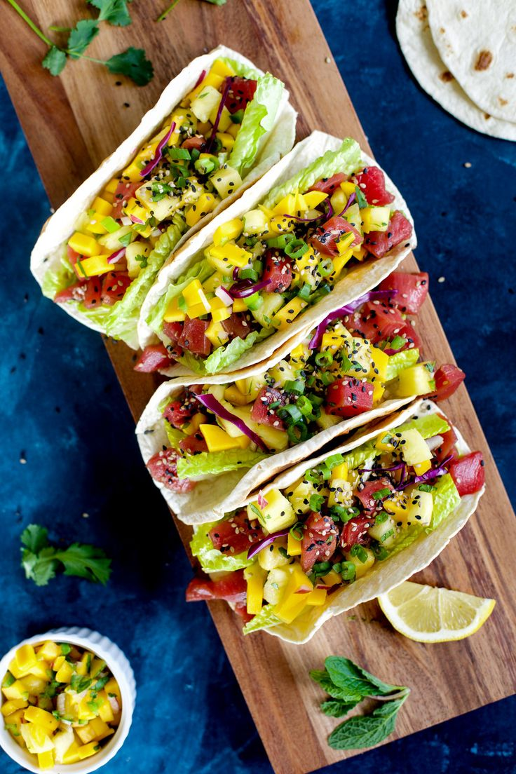 These tacos though… It's Taco Tuesday again!!! But on a Wednesday again… I'm more of a go with the flow type girl, so things don't always happen the way that I initially set out for them to. Hence me not always getting around to making the things that I want to, exactly when I want...