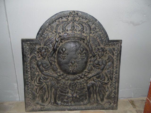 cast iron scene mythologique - Cheminées - Cheminées et décorations - Nord Antique