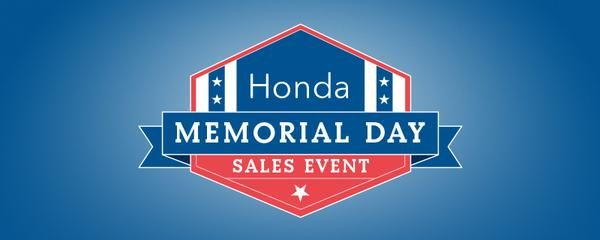 honda memorial day sale san diego