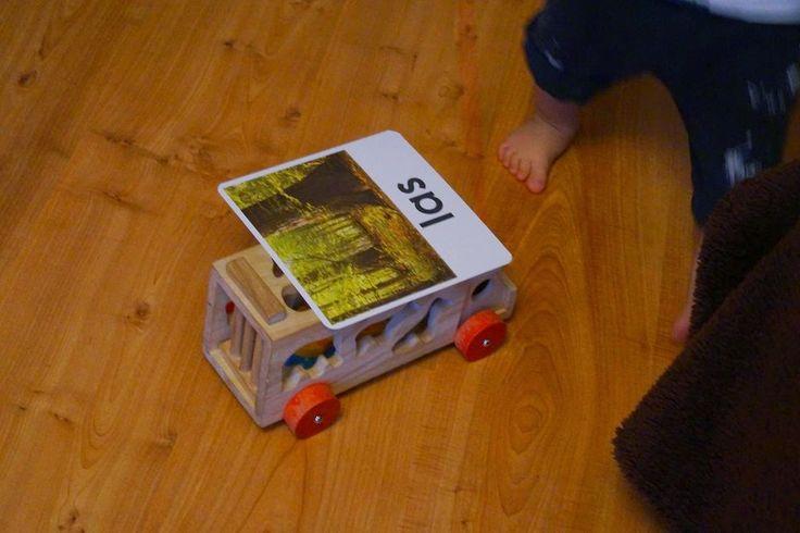 Makulka : Propozycje zabaw w czytanie globalne.
