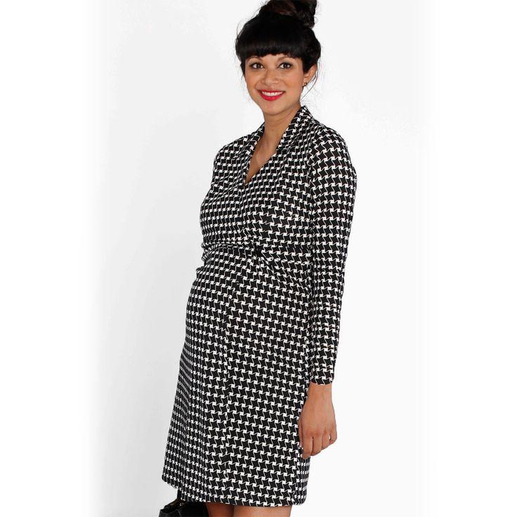 Blank Clothing - Bayo maternity long sleeve dress, (https://www.blankclothing.com.au/bayo-maternity-long-sleeve-dress/)
