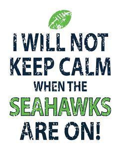 Seattle Seahawks Playoff NFL Shirt! Russell Wilson Marshawn Lynch