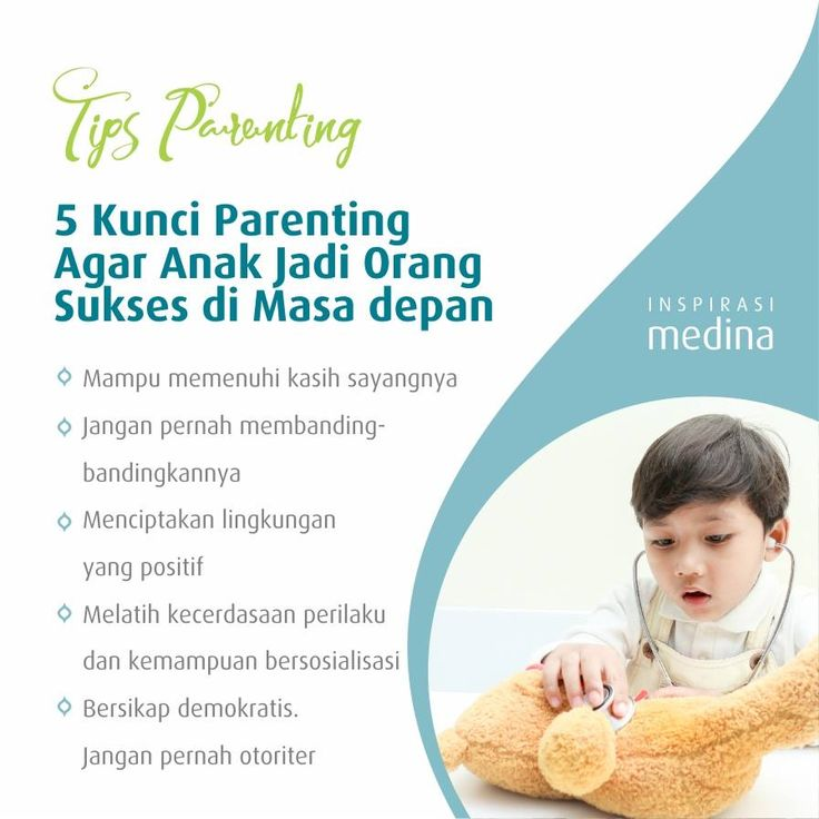 Tips Parenting