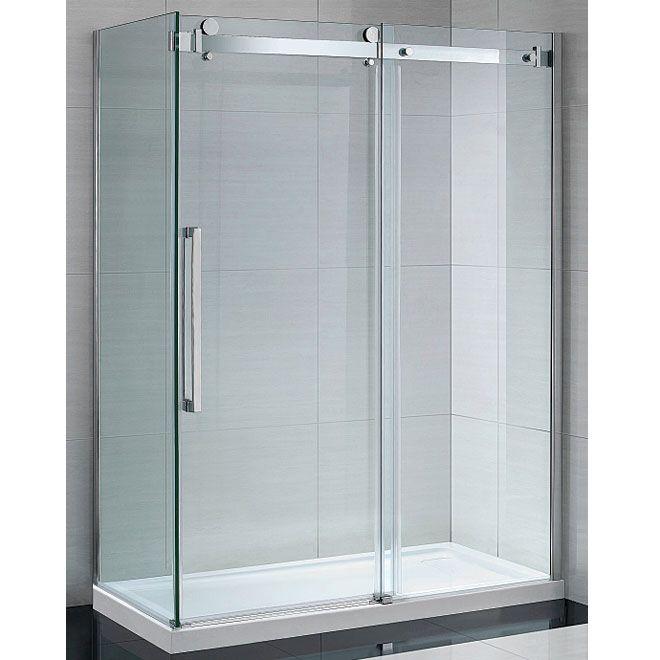Quot Sierra Quot Sliding Shower Door 60 Quot 458 Renovation