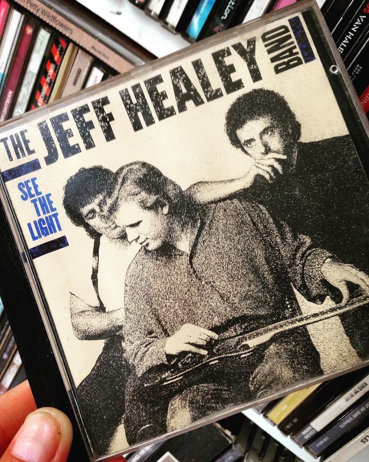 "Blues in the morning: ""Nice Problem To Have""/ Jeff Healey Band/ ""See The Light"" (1988, Arista) #nowplaying #blues #classicalbum #debut #jeffhealey #CDcollection #CD #cdtime #music #guitar #bluesguitar #1988"