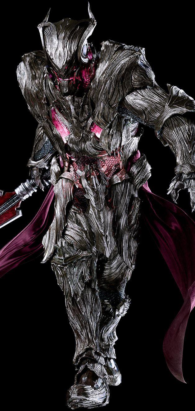 General Glauca - Kingsglaive: Final Fantasy XV