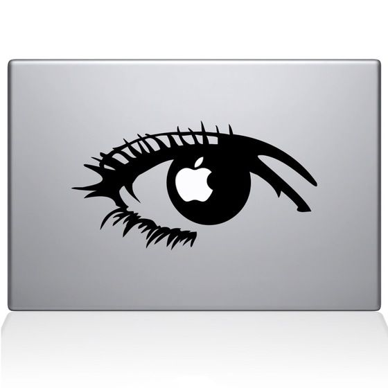 Find the Apple of my eye Macbook decal at the Decal Guru online store.
