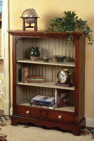 Townsend Bookcase With Adjustable Shelves | Carolina Country Furniture