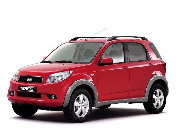 Direct Car Rentals Totally Barbados Daihatsu Terios Daihatsu Car Rental