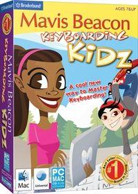Mavis Beacon Keyboarding Kidz | Broderbund | Official Software Site