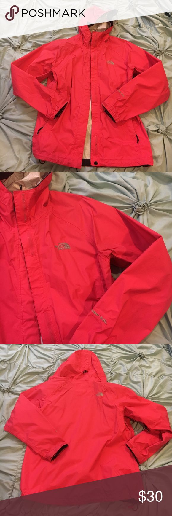 The North Face Rain Shell Jacket Lightweight rain jacket from The North Face, good as new. The North Face Jackets & Coats