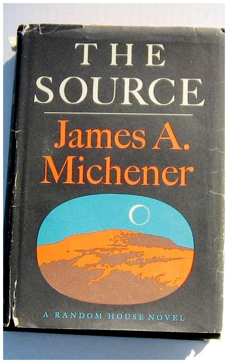 Book Review: The Source, by James A. Michener (1965)