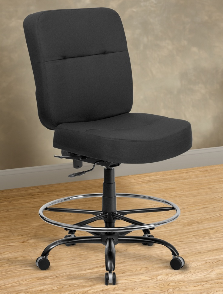 big tall office chairs on pinterest drafting chair big and tall