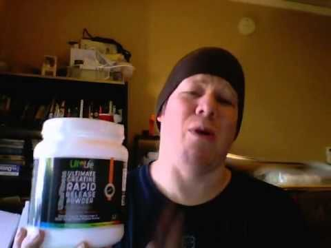 #creatinepowder Best Creatine Powder To Enhance Muscle Growth, Increase Strength, Power and Fast Recovery.  A review of one of our great products for the Men's Line. #Ultalife