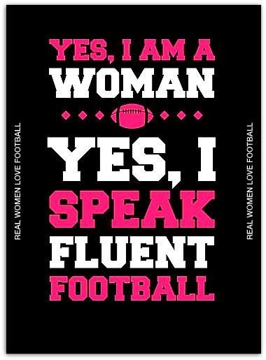 Football Girl Fan Quotes. QuotesGram