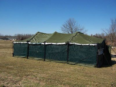 The Medium X MGPTS is a pole supported modular military tent that incorporates the latest design and manufacturing technologies providing the user w & 34 best Military Surplus Tents images on Pinterest | Military ...