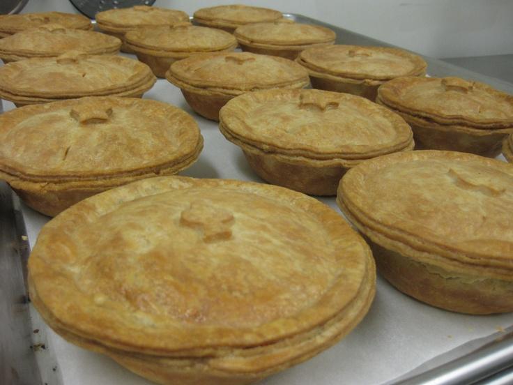 meat pies - my favorite