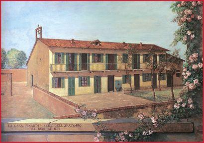SALESIANOS DON BOSCO-SDB   Casa Madre TURIN-VALDOCCO   SAN JUAN BOSCO - 7                                                                                                                                                                                 Más