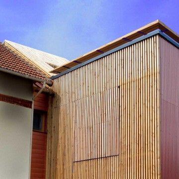 32 best loggias balcons bois images on Pinterest Architecture
