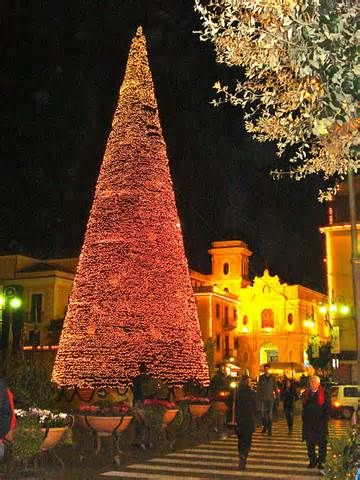 Amalfi Coast, Italy - Christmas on the Amalfi Coast Salerno, Campania