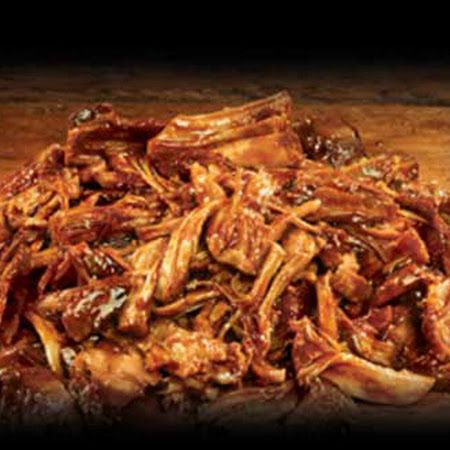 BBQ Pulled Pork in a Pressure Cooker
